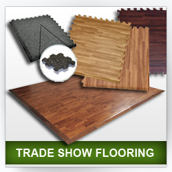 Trade Show Flooring and Carpet