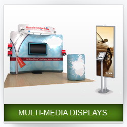 Multi Media Displays - iPad