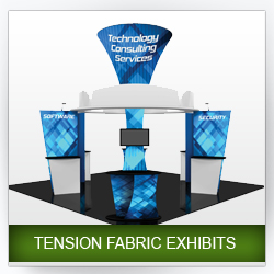 Tension Fabric Exhibits and Displays