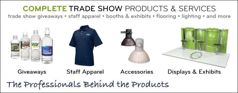 Complete trade shows solutions