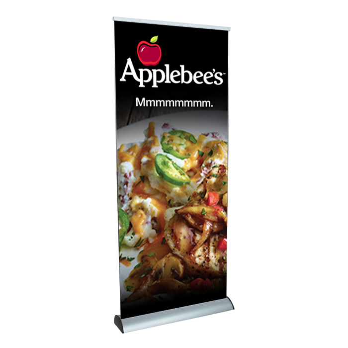 Expo Stands 2015 : Trade show banner stands retractable roll up banner stands