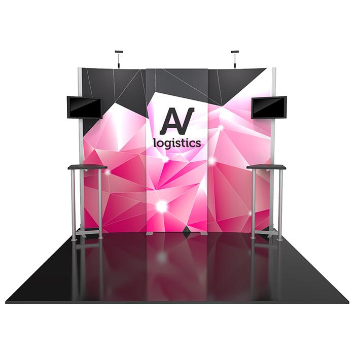 Modular Exhibition Stand Price : Modular exhibition stands hybrid trade show displays