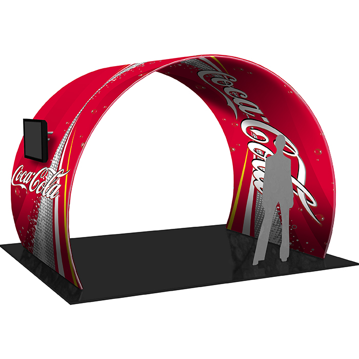 Trade Display Stands : Formulate origin trade show displays & exhibition stands