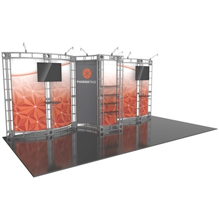 Exhibition Booth Height : Adjustable size trade show displays & booths apg exhibits