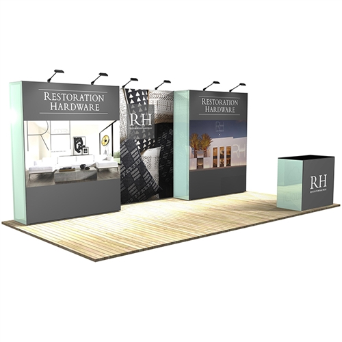Fabric Exhibition Stand Vector : Vector frame display stand complete apg exhibits
