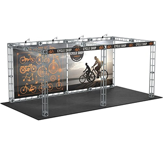 Premium Truss Display Exhibits